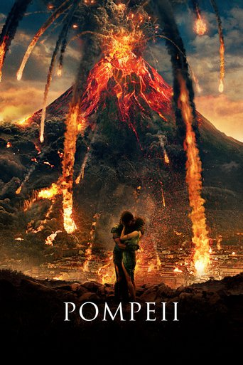 """Poster for the movie """"Pompeii"""""""