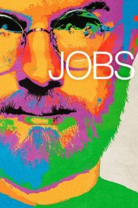 """Poster for the movie """"Jobs"""""""