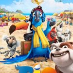 "Poster for the movie ""Rio"""