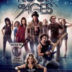 "Poster for the movie ""Rock of Ages"""