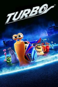"Poster for the movie ""Turbo"""