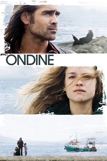"""Poster for the movie """"Ondine"""""""
