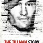 """Poster for the movie """"The Tillman Story"""""""