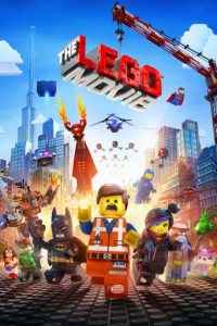 """Poster for the movie """"The Lego Movie"""""""
