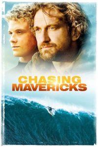 "Poster for the movie ""Chasing Mavericks"""