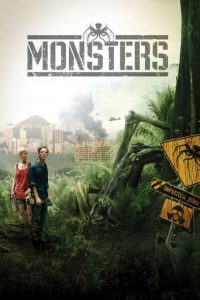 "Poster for the movie ""Monsters"""