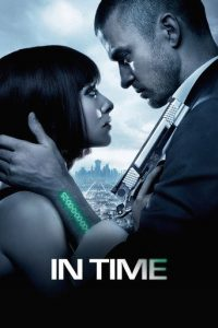 "Poster for the movie ""In Time"""