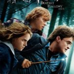 """Poster for the movie """"Harry Potter and the Deathly Hallows: Part 1"""""""