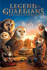 """Poster for the movie """"Legend of the Guardians: The Owls of Ga'Hoole"""""""