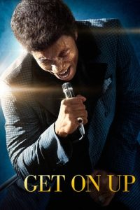 "Poster for the movie ""Get on Up"""