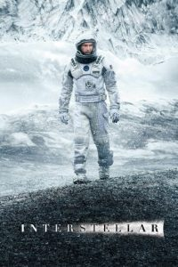 "Poster for the movie ""Interstellar"""