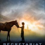 "Poster for the movie ""Secretariat"""