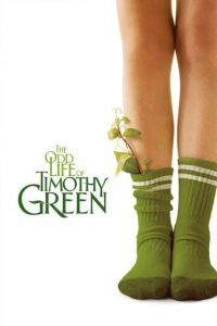 "Poster for the movie ""The Odd Life of Timothy Green"""