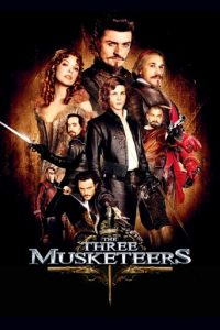 """Poster for the movie """"The Three Musketeers"""""""