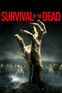 "Poster for the movie ""Survival of the Dead"""