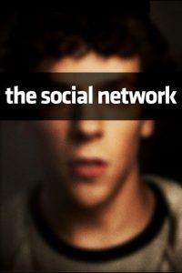 """Poster for the movie """"The Social Network"""""""