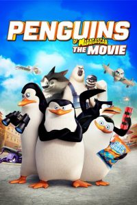 "Poster for the movie ""Penguins of Madagascar"""