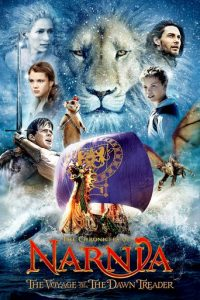 """Poster for the movie """"The Chronicles of Narnia: The Voyage of the Dawn Treader"""""""
