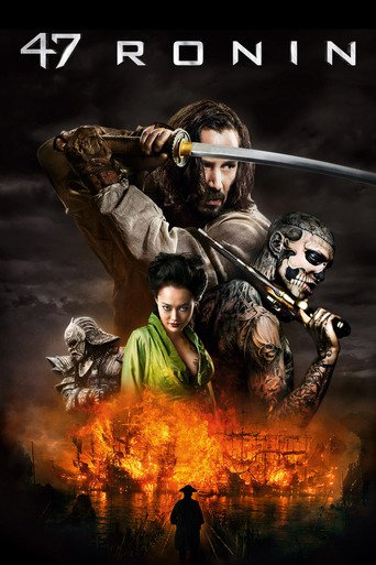 """Poster for the movie """"47 Ronin"""""""