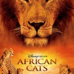 """Poster for the movie """"African Cats"""""""