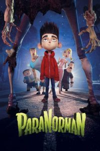 "Poster for the movie ""ParaNorman"""