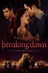 "Poster for the movie ""The Twilight Saga: Breaking Dawn - Part 1"""