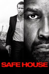 """Poster for the movie """"Safe House"""""""