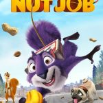 """Poster for the movie """"The Nut Job"""""""