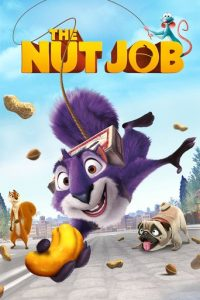 "Poster for the movie ""The Nut Job"""