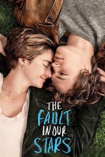 """Poster for the movie """"The Fault in Our Stars"""""""