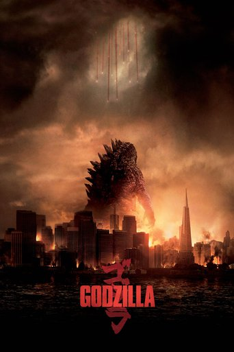 """Poster for the movie """"Godzilla"""""""
