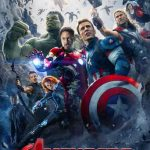 "Poster for the movie ""Avengers: Age of Ultron"""