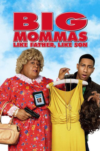 """Poster for the movie """"Big Mommas: Like Father, Like Son"""""""