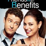 "Poster for the movie ""Friends with Benefits"""