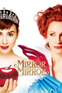 """Poster for the movie """"Mirror Mirror"""""""
