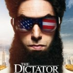 """Poster for the movie """"The Dictator"""""""