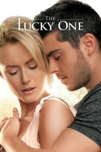 "Poster for the movie ""The Lucky One"""