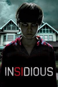 "Poster for the movie ""Insidious"""