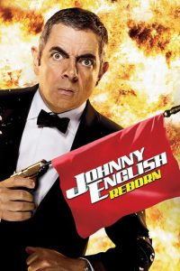 "Poster for the movie ""Johnny English Reborn"""