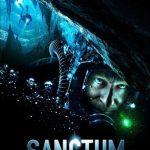 """Poster for the movie """"Sanctum"""""""