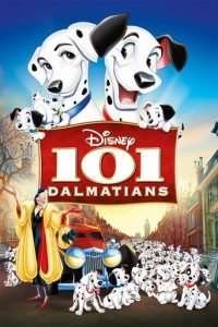 "Poster for the movie ""One Hundred and One Dalmatians"""