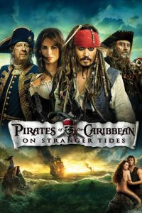 "Poster for the movie ""Pirates of the Caribbean: On Stranger Tides"""