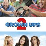 """Poster for the movie """"Grown Ups 2"""""""