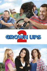 "Poster for the movie ""Grown Ups 2"""