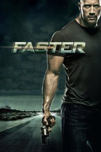 "Poster for the movie ""Faster"""