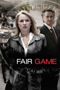 "Poster for the movie ""Fair Game"""
