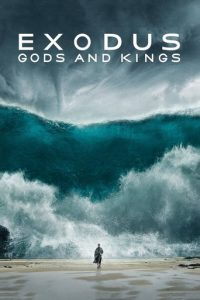 "Poster for the movie ""Exodus: Gods and Kings"""