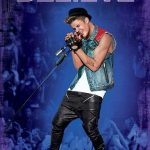 "Poster for the movie ""Justin Bieber's Believe"""
