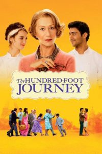 "Poster for the movie ""The Hundred-Foot Journey"""