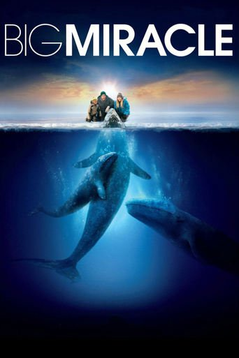"""Poster for the movie """"Big Miracle"""""""